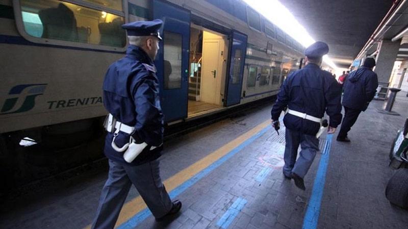 Controlli Polfer in Calabria