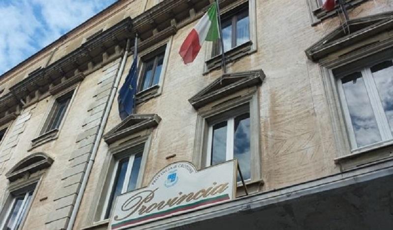 Provincia Crotone, consiglio approva punti odg