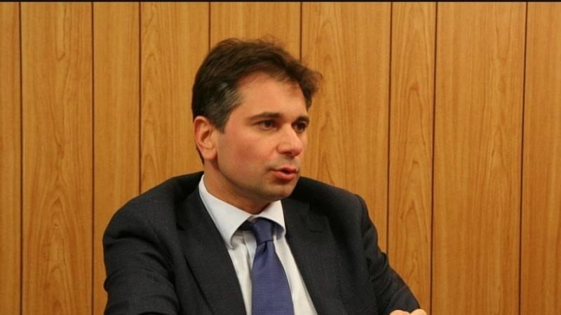 Il consigliere regionale Giuseppe Pedà