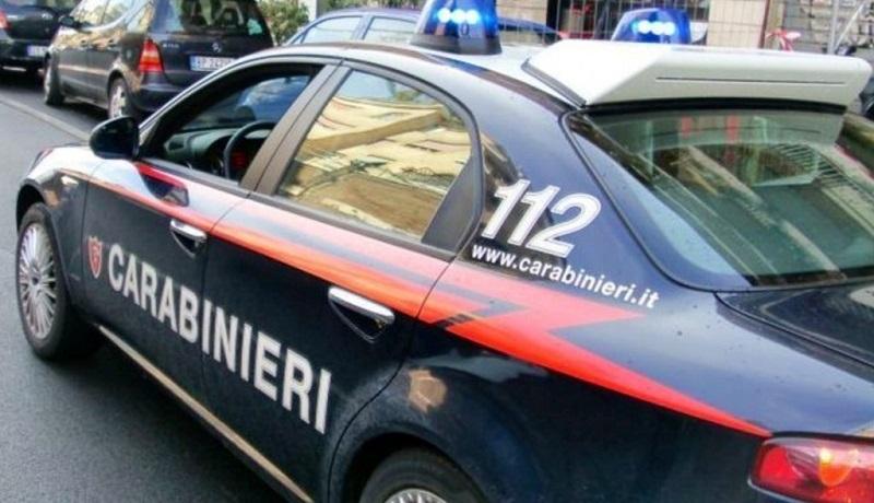 droga sorvegliato carabinieri