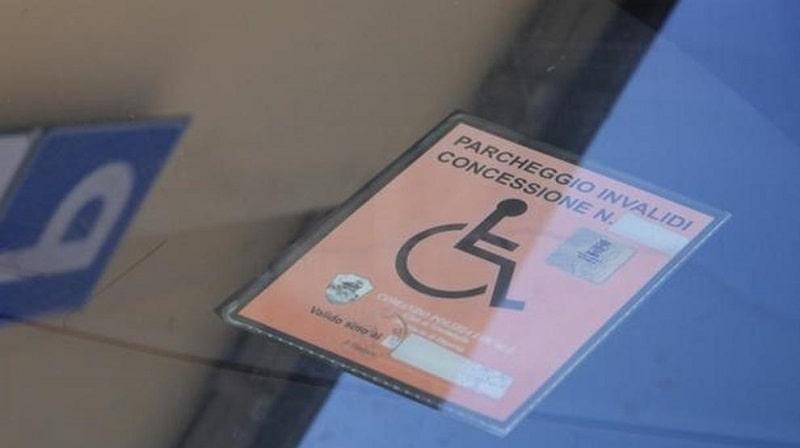 Un pass per invalidi