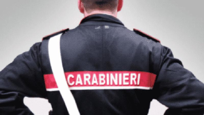 scoppia rissa tra carabinieri