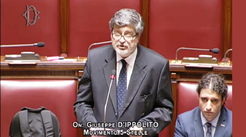 d'Ippolito m5s