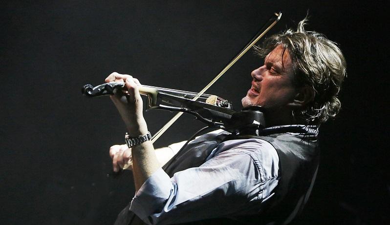 Cristiano De André al Festival d'Autunno