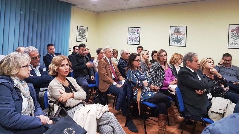 l'assemblea di Federfarma Catanzaro