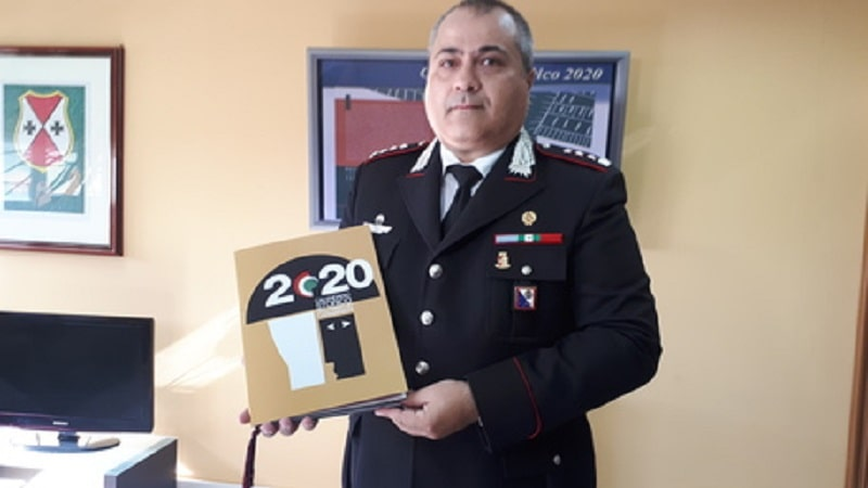 CALENDARIO CARABINIERI 2020  OFFERTISSIMA