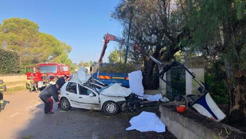 incidente camion