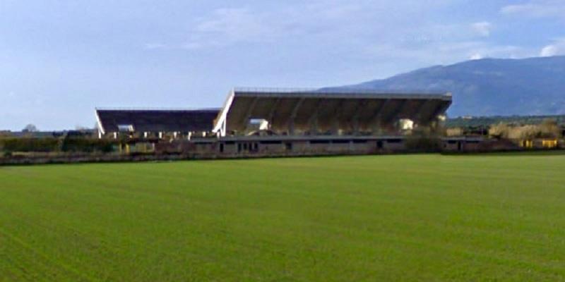 stadio Carlei di Lamezia Terme