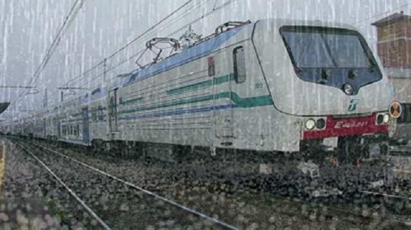 maltempo ferrovie