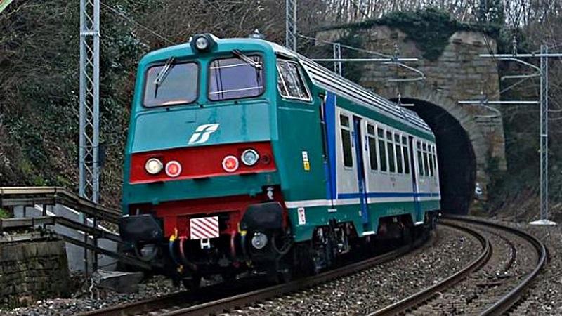 treno covid