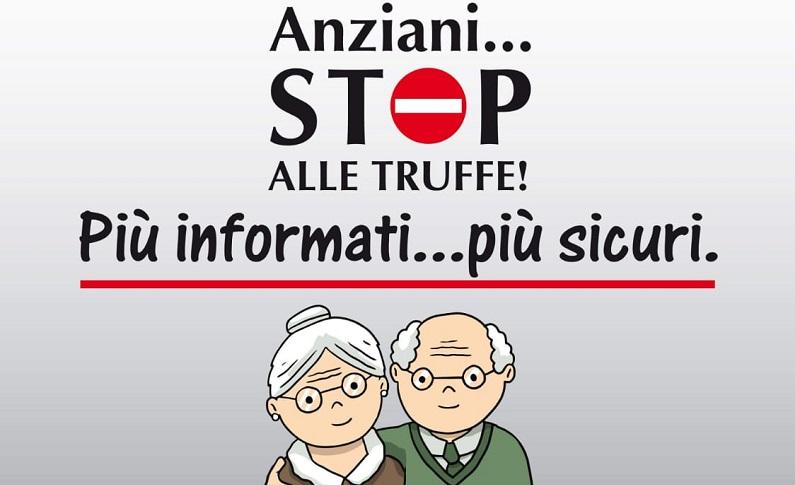 Stop truffe agli anziani