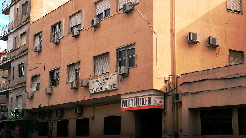 Crotone, Asp