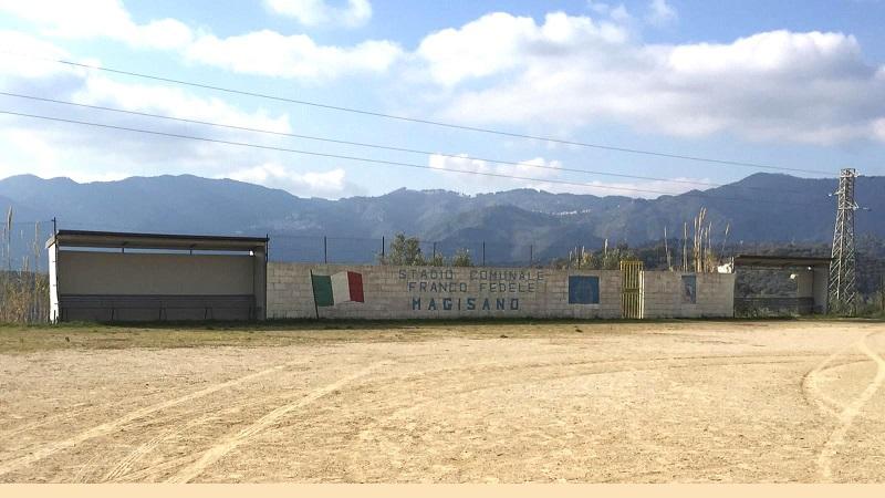 Campo sportivo Magisano
