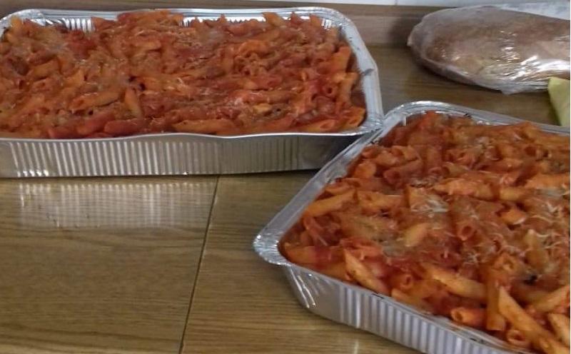 pranzo per i poveri