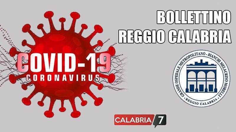 coronavirus reggio Calabria