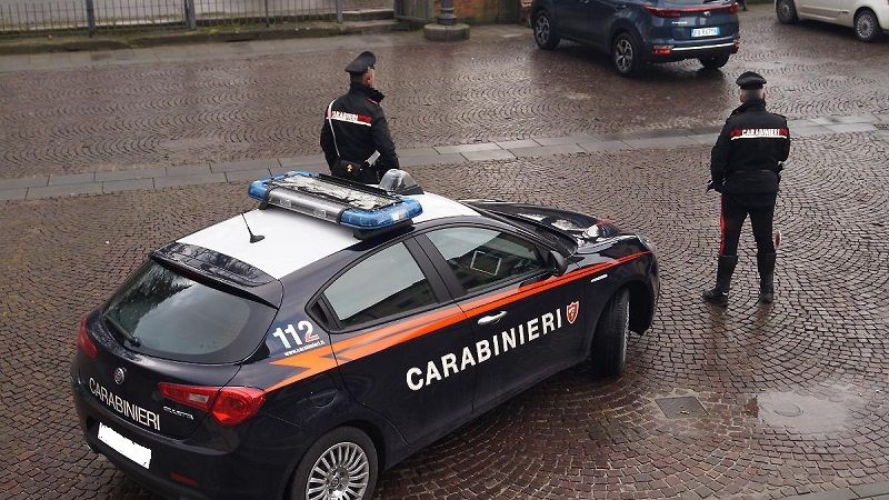 carabinieri vicesindaco