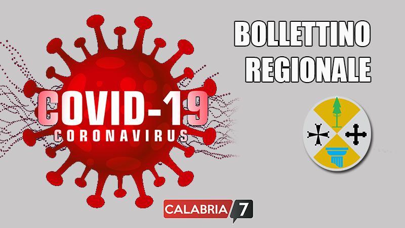 coronavirus calabria bollettino 31 luglio