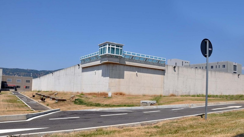 carcere di reggio