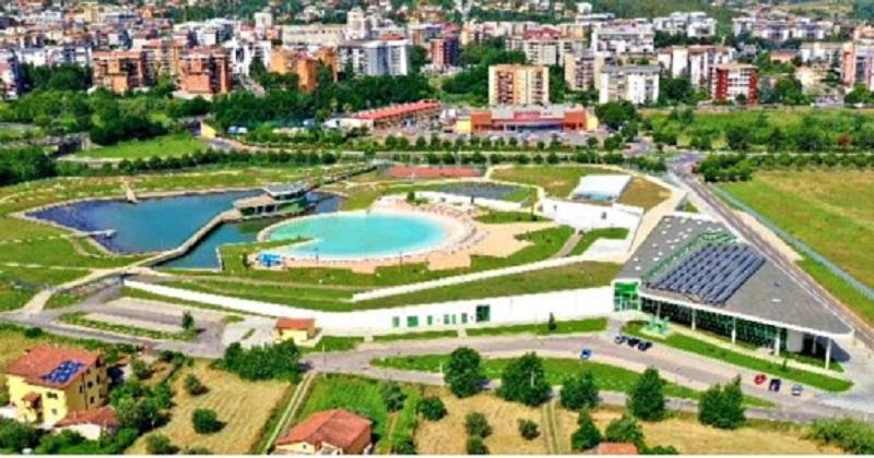 parco acquatico Santa Chiara