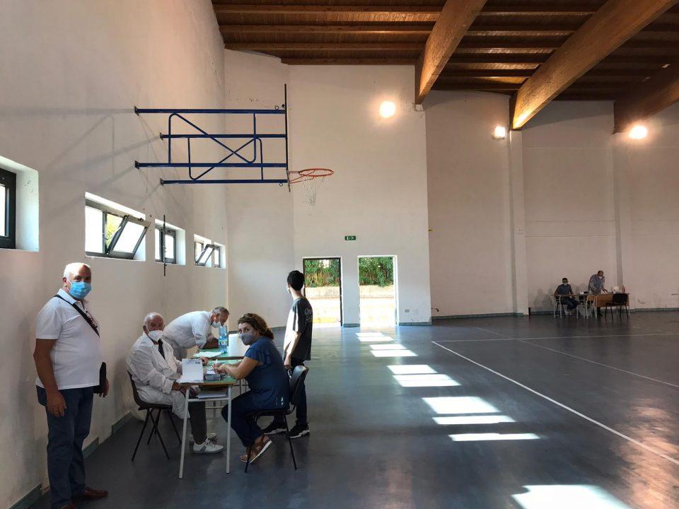Coronavirus, nel Cosentino gli studenti si sottopongono al test sierologico