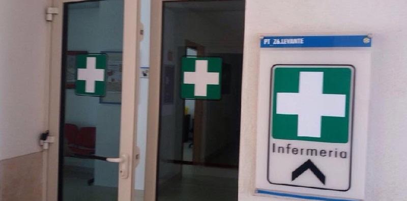 infermeria regionale