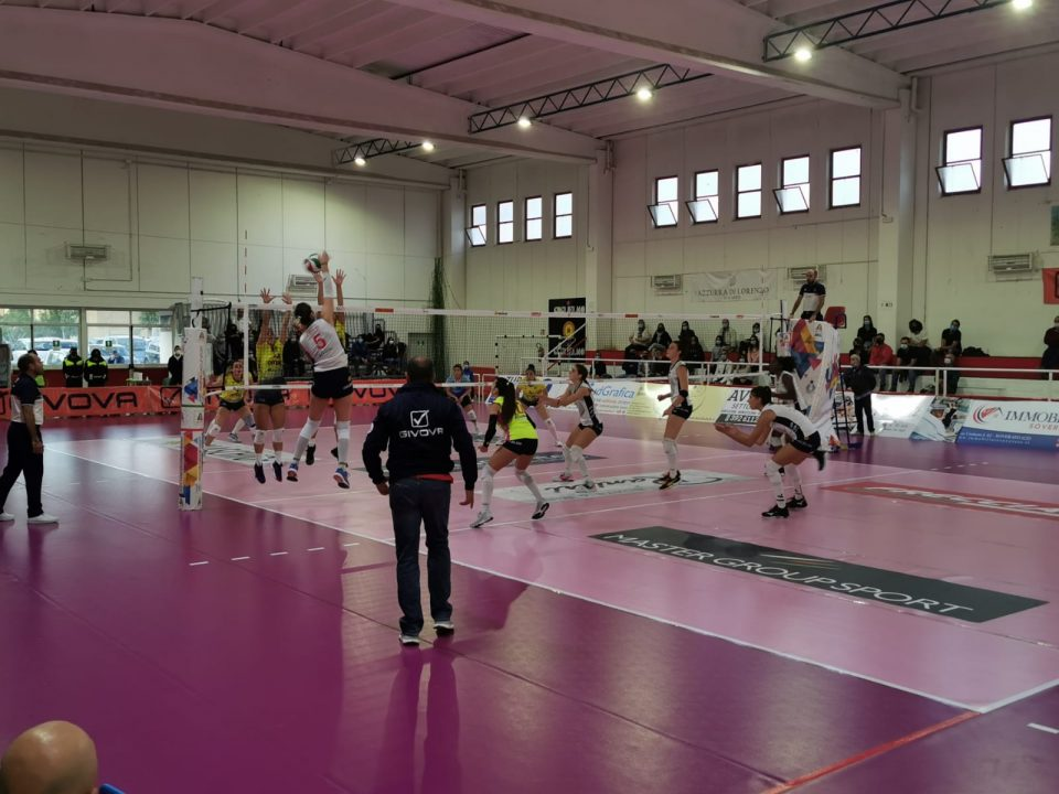 coronavirus volley soverato