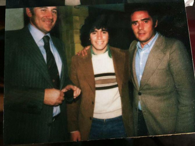 aloisio Maradona di marzio