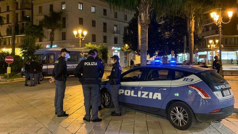controlli polizia natale