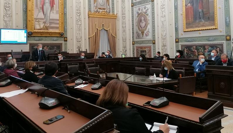 Conferenza dei sindaci a Cosenza