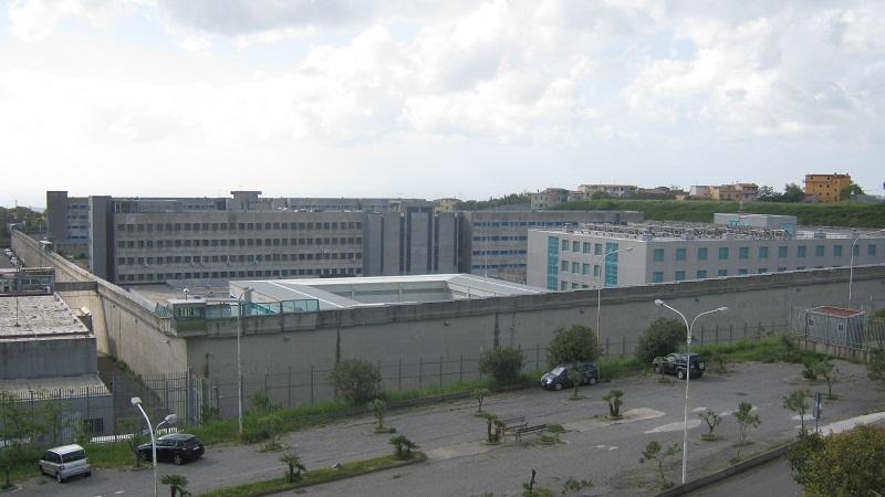 Focolaio nel carcere di Catanzaro