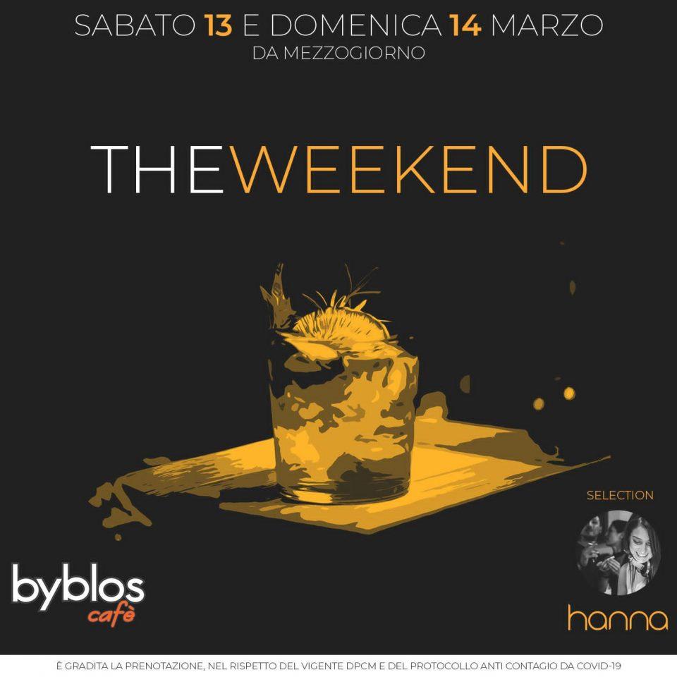 the weekend Byblos Café